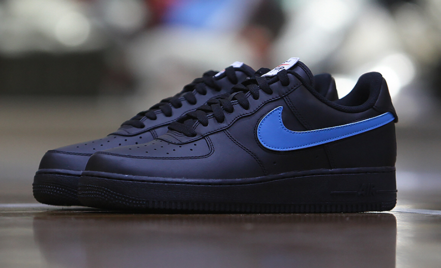 Nike Air Force 1 All-Star Black Release Date