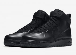 Nike Air Force 1 Foamposite Colorways, Release Dates