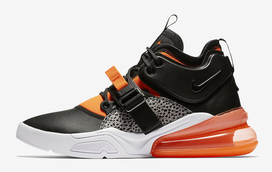 Nike Air Force 270 Safari AH6772-004 Release Date