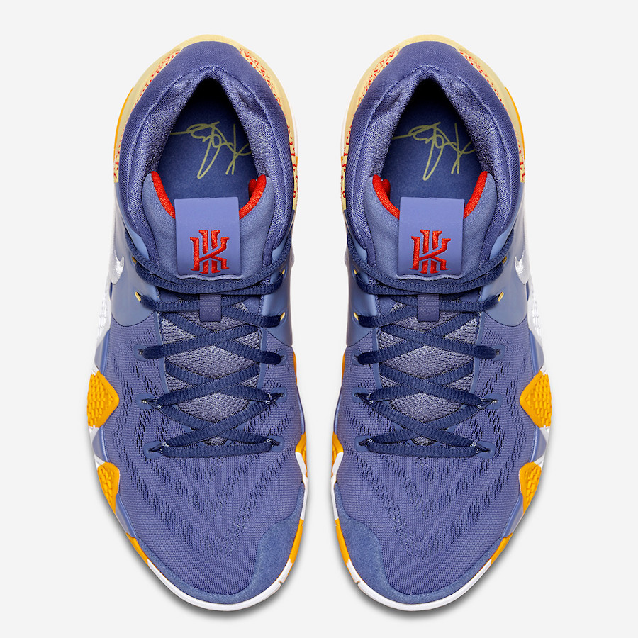 Nike Kyrie 4 London PE AR6189-500