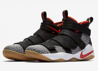 "online store fd9f6 965b8 Nike LeBron Soldier 11 SFG ""Safari"" Now Available"