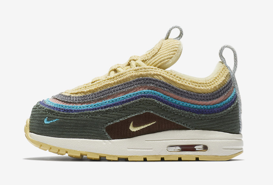 Sean Wotherspoon Nike Air Max 1 97 Toddler BQ1670-400