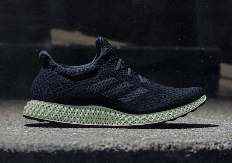 newest c96d6 abfe9 adidas Futurecraft 4D January 18 2018
