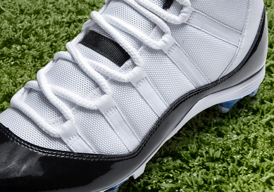 Air Jordan 11 Concord Cleats
