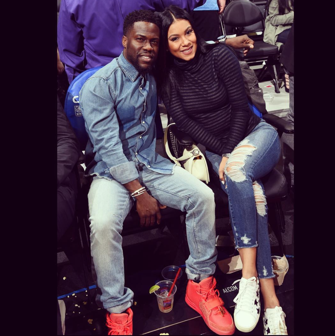 "ca3441479b93c Kevin Hart – Nike Air Yeezy 2 ""Red October"""
