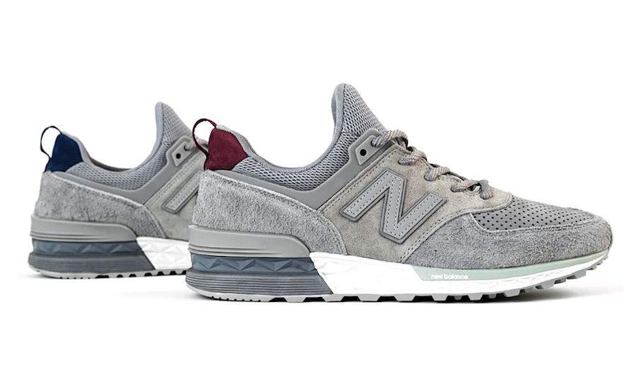 New Balance 574 Peaks to Streets Pack