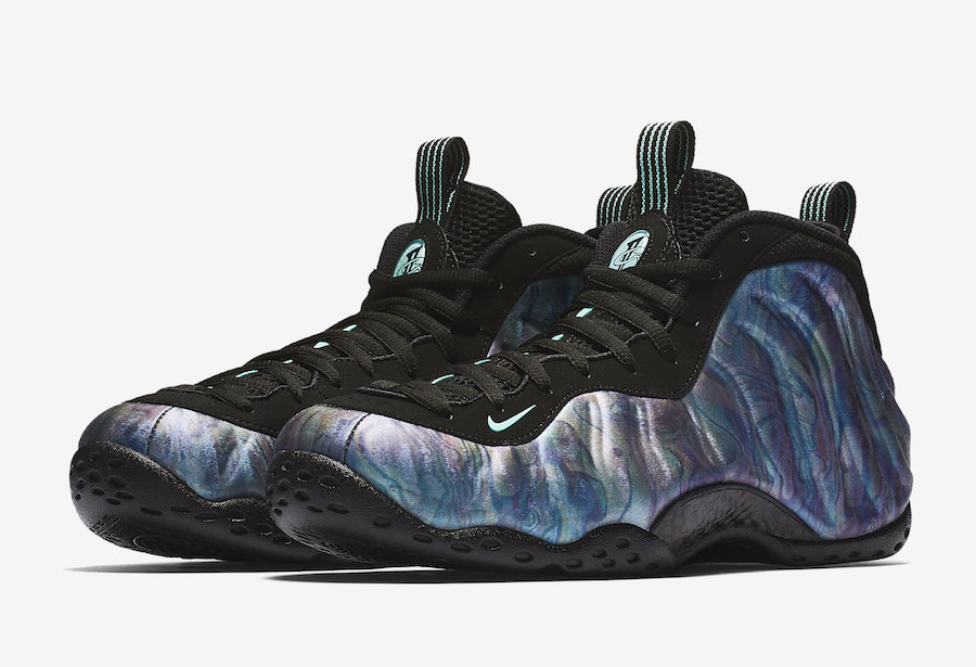 dec5b8a76ce Nike Air Foamposite One Abalone 575420-009 - Sneaker Bar Detroit