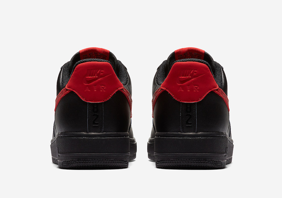 finest selection 4e5b4 d8146 Nike Air Force 1 Low Red Paisley AO3154-001