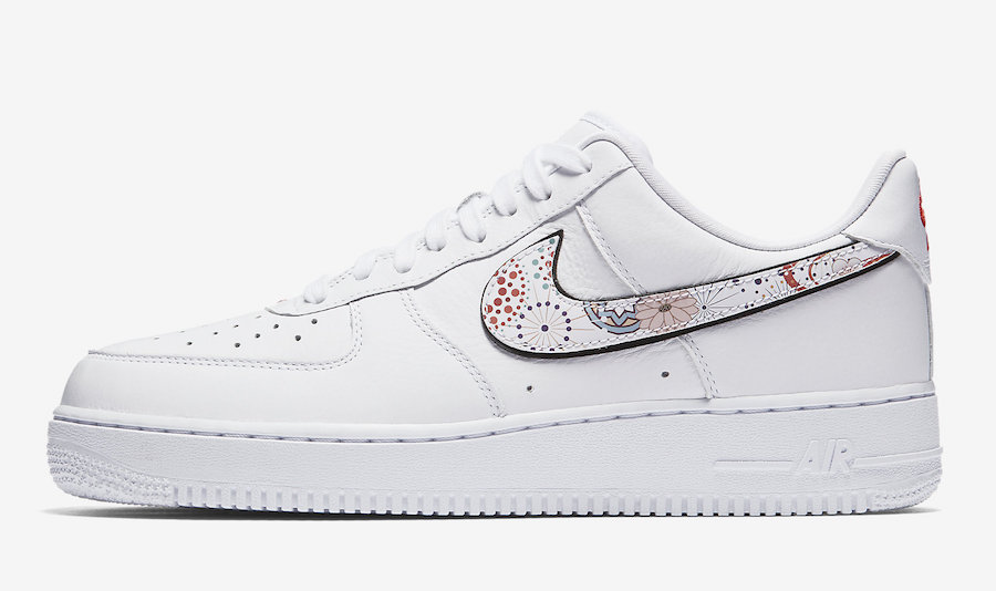 Nike Air Force 1 LNY Lunar New Year AO9381-100