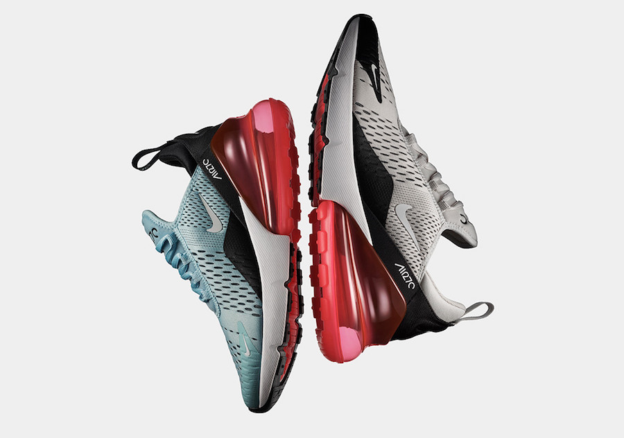 Nike Air Max 270 8 Facts