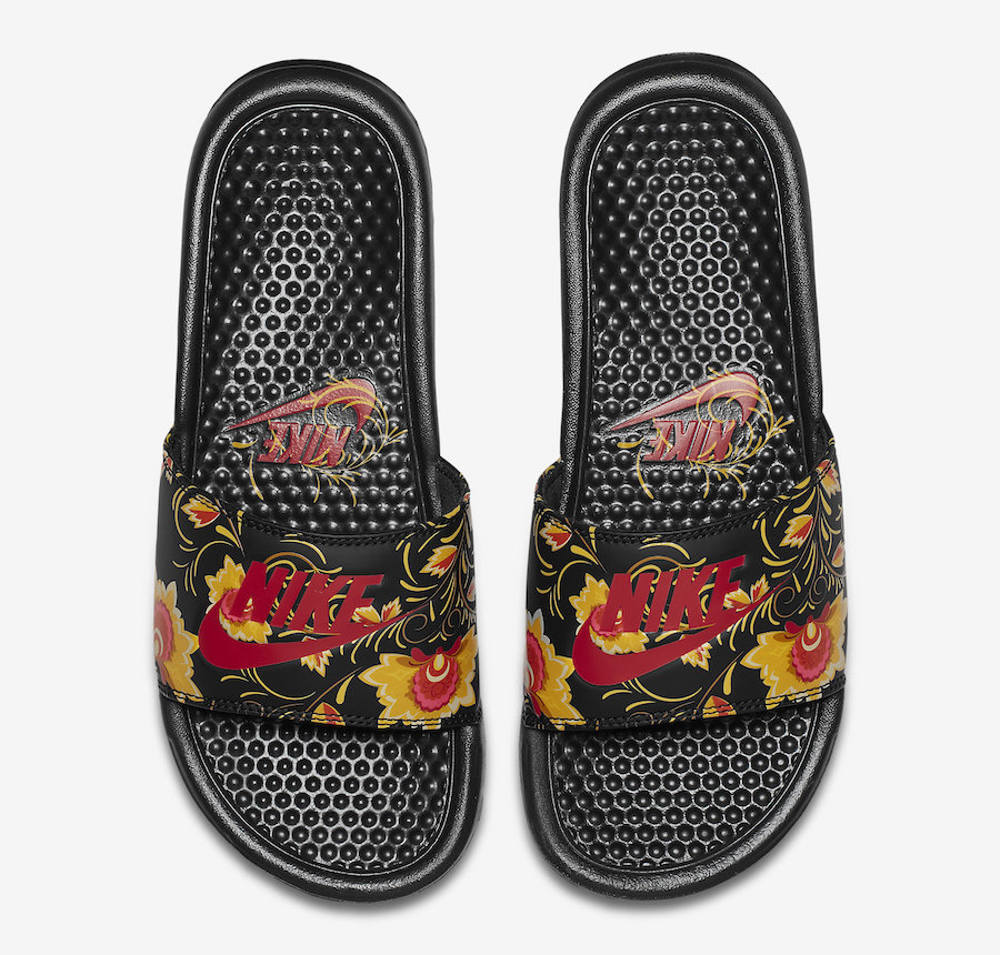 Nike Russian Floral Collection Release Date Sneaker Bar