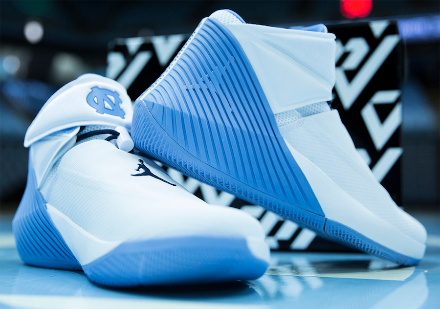 Russell Westbrook Jordan Why Not Zer0.1 UNC PE