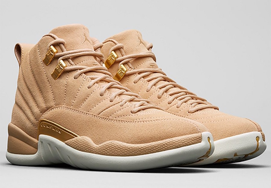 new products dc62d d36ae Air Jordan 12 Vachetta Tan