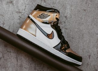 Air Jordan 1 Gold Toe Release Date Price