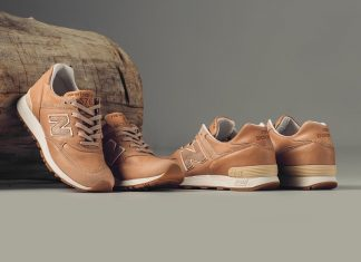 New Balance 576 Vachetta Tan Pack