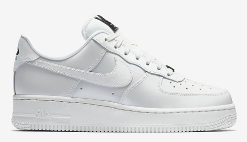 d499b9fda79a Nike WMNS Air Force 1 Low Color  Black Summit White Style Code  898889-009. Release  Date  February 15