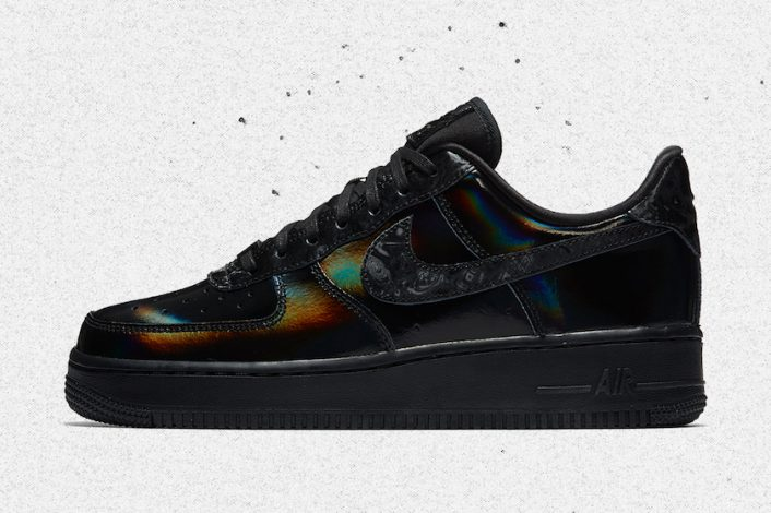 Nike Air Force 1 Low Luxe Iridescent Pack Release Date