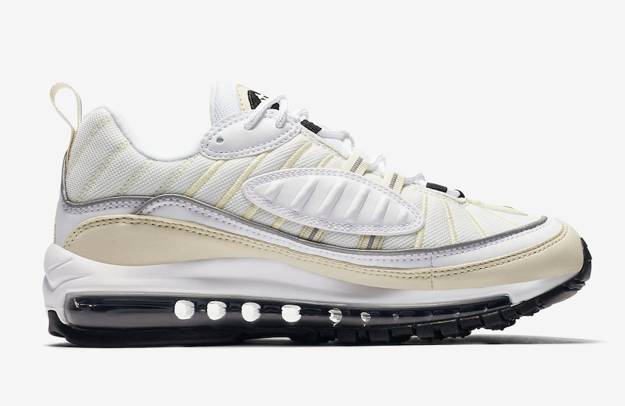 Nike Air Max 98 Sail AH6799-102