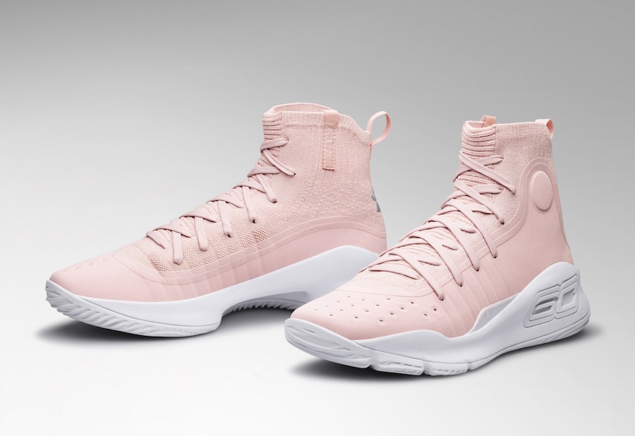 UA Curry 4 Flushed Pink Release Date