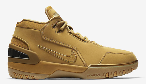 "e791eb95a84 Nike Air Zoom Generation ASG QS ""Wheat"" Color  Wheat Gold Wheat  Gold-Metallic Gold Style Code  AQ0110-700. Release Date  February 17"
