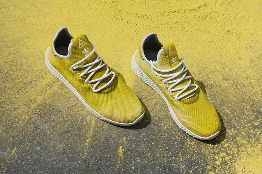 0d2bc4a2a Pharrell x adidas Hu Holi Collection Release Date - Sneaker Bar Detroit