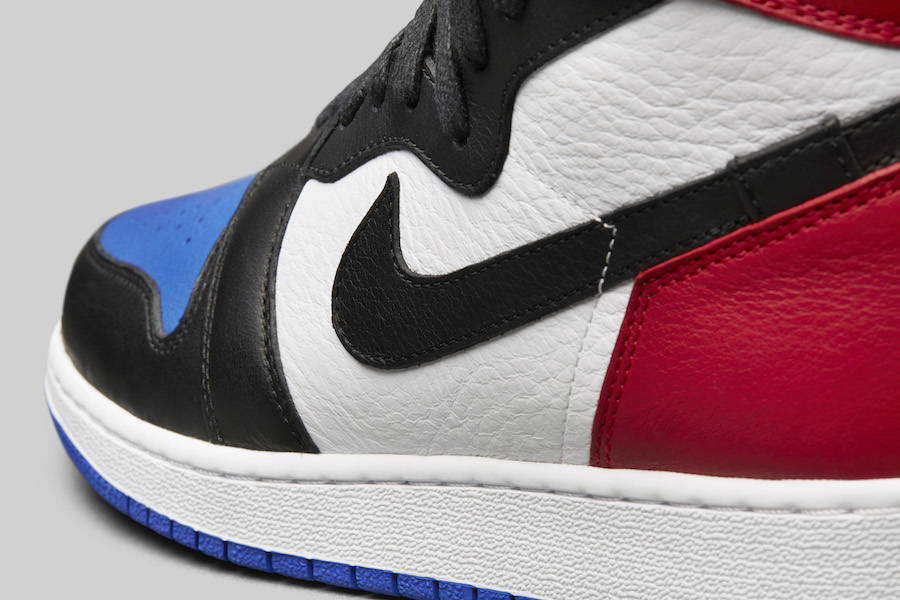 Air Jordan 1 Rebel Top 3 AT4151-001 Release Date