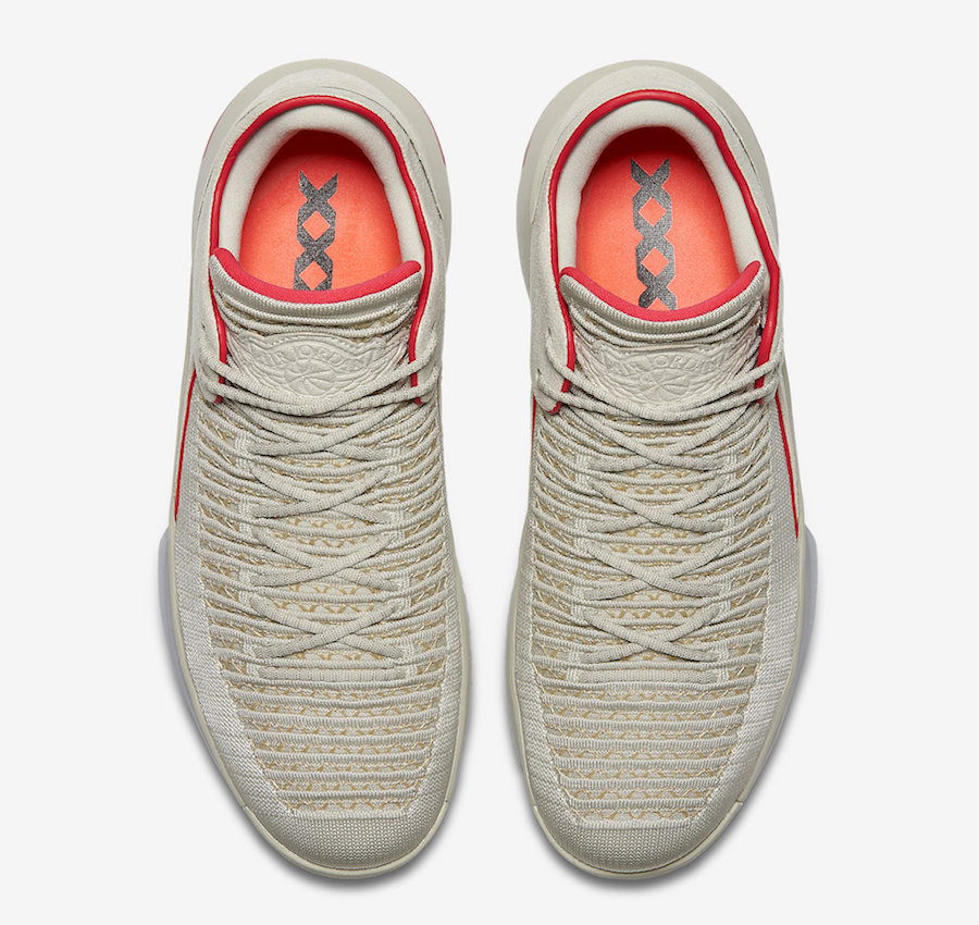 Air Jordan 32 Low Gordon St Light Bone Release Date AA1256-004