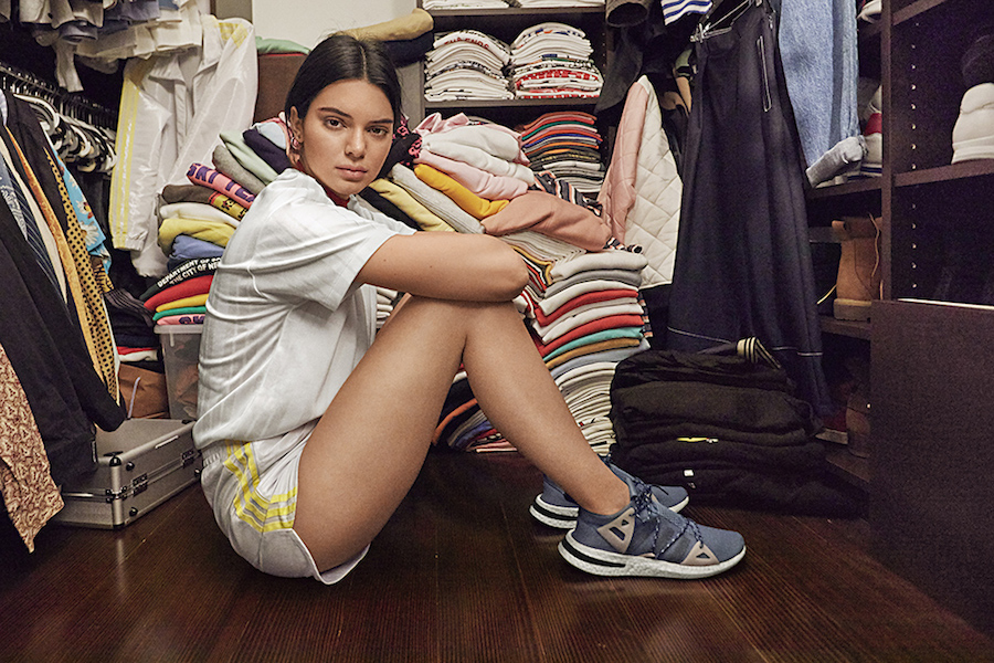 Kendall Jenner adidas Arkyn Boost Release Date