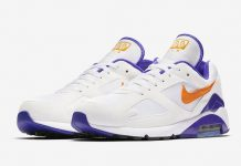Nike Air Max 180 Bright Ceramic Dark Concord 615287-101 Release Date