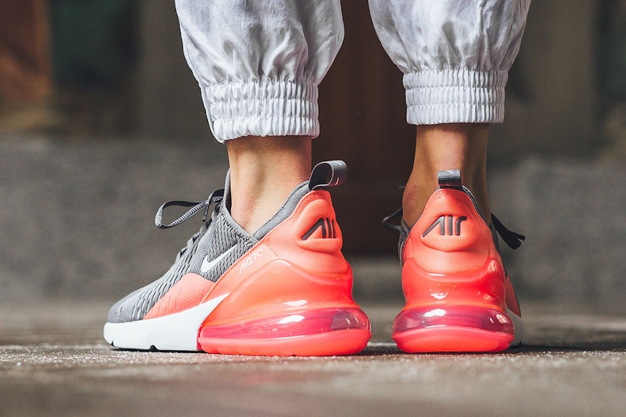 Nike Air Max 270 Gunsmoke Atomic Pink 943346-001