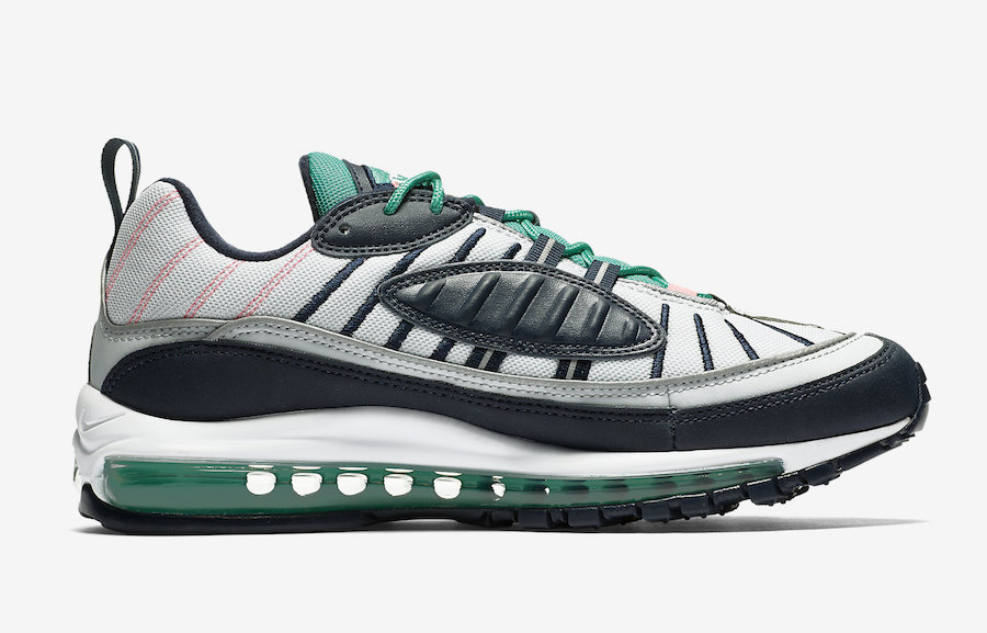 Nike Air Max 98 South Beach Tidal Wave 640744-005