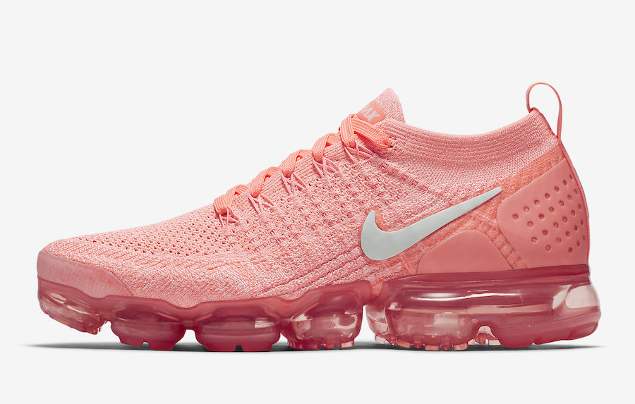 Nike Air VaporMax 2.0 Crimson Pulse 942843-800