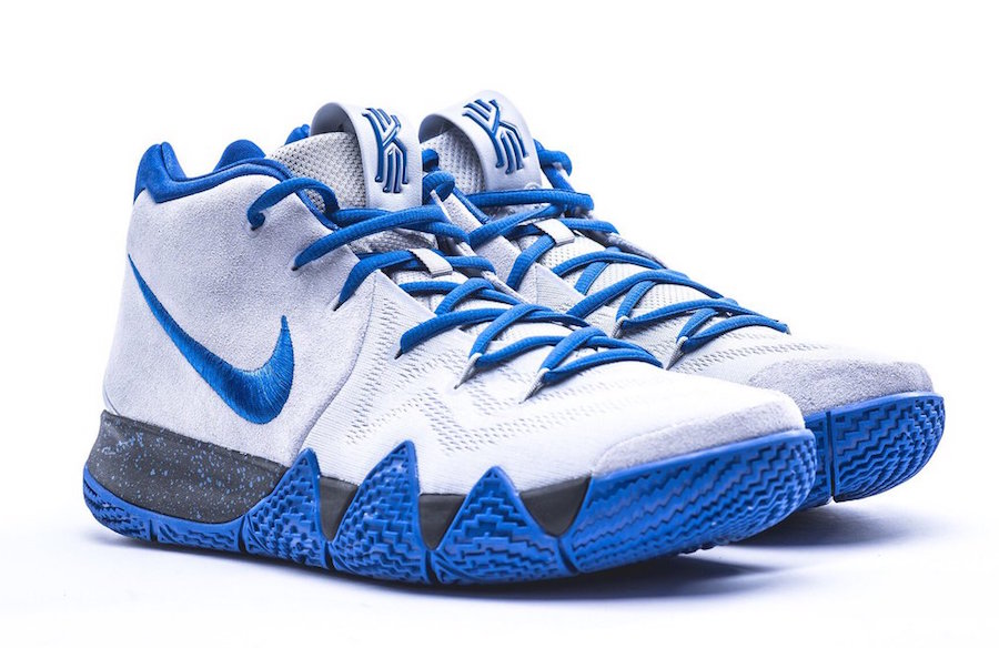 Nike Kyrie 4 Duke PE March Madness - Sneaker Bar Detroit 92818a93e