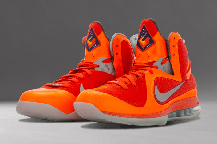 promo code 3a958 942de The Nike LeBron 9 AS Big Bang released ...