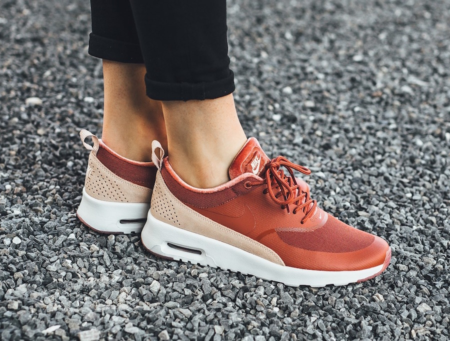 Nike WMNS Air Max Thea LX Dusty Peach