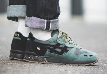 ASICS Gel Lyte Dark Forest