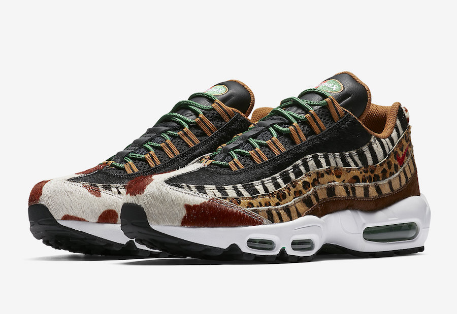 nike air max 95 animal pak