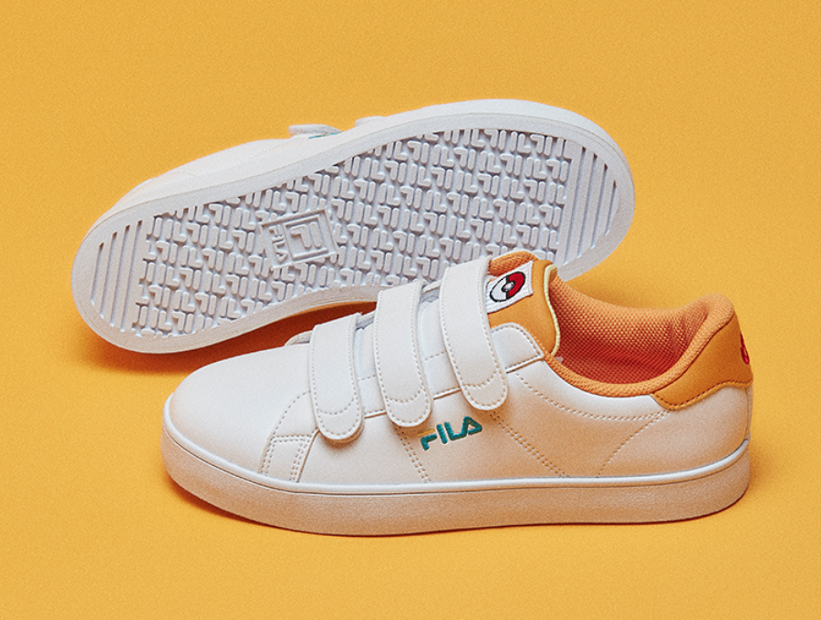 Pokemon x FILA Court Deluxe Low Collection