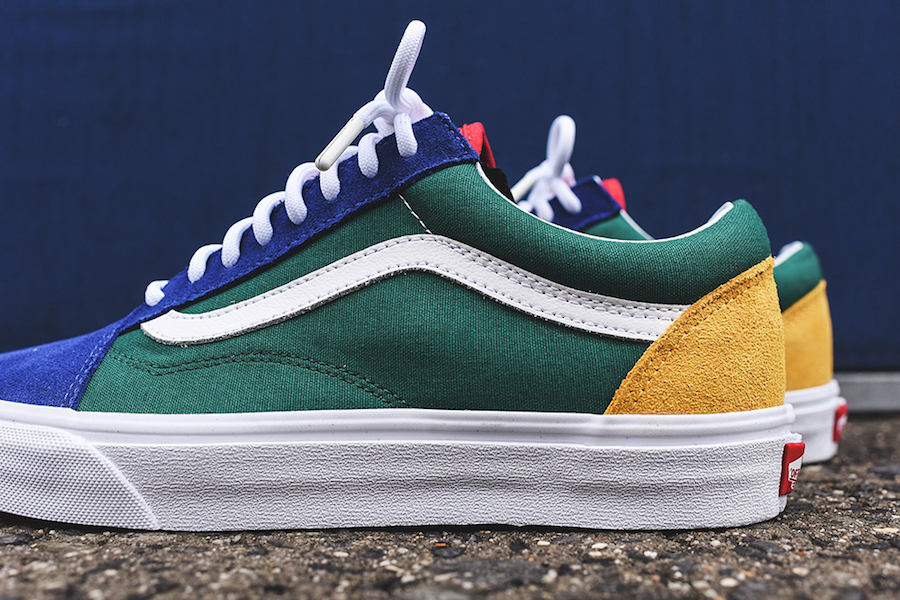 Vans Yacht Club Pack