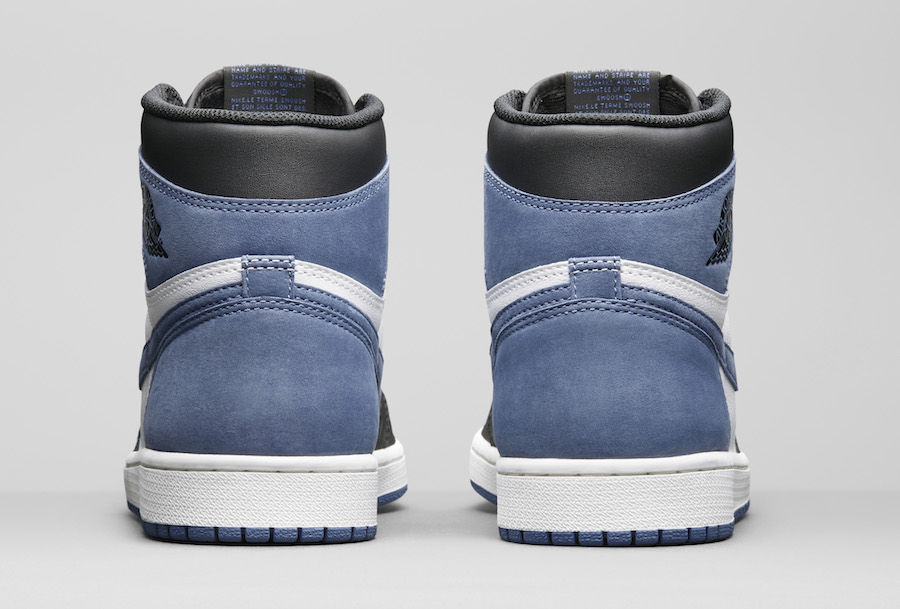 pretty nice 51298 059a3 Air Jordan 1 Blue Moon 555088-115 Release Date
