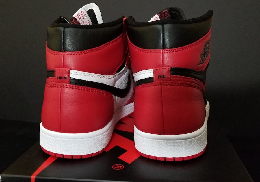 Air Jordan 1 Chicago Homage to Home AR9880 023 Release Date