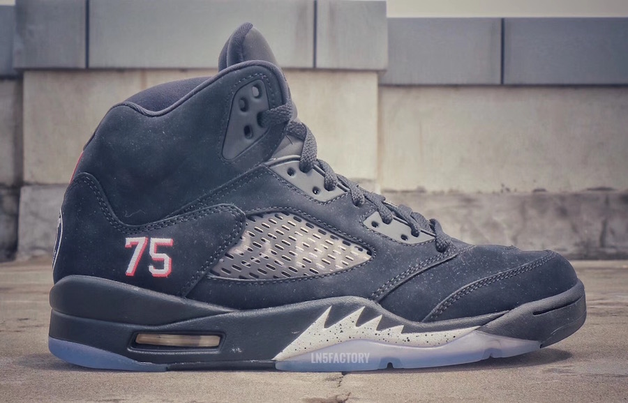 4697100b093 Air Jordan 5 Paris Saint-Germain Release Date - Sneaker Bar Detroit