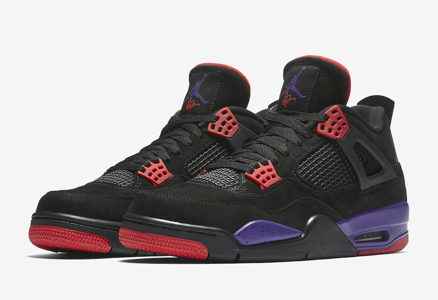 lowest price c0c46 0989b Air Jordan 4 Raptors AQ3816-065 Release Date - Sneaker Bar ...