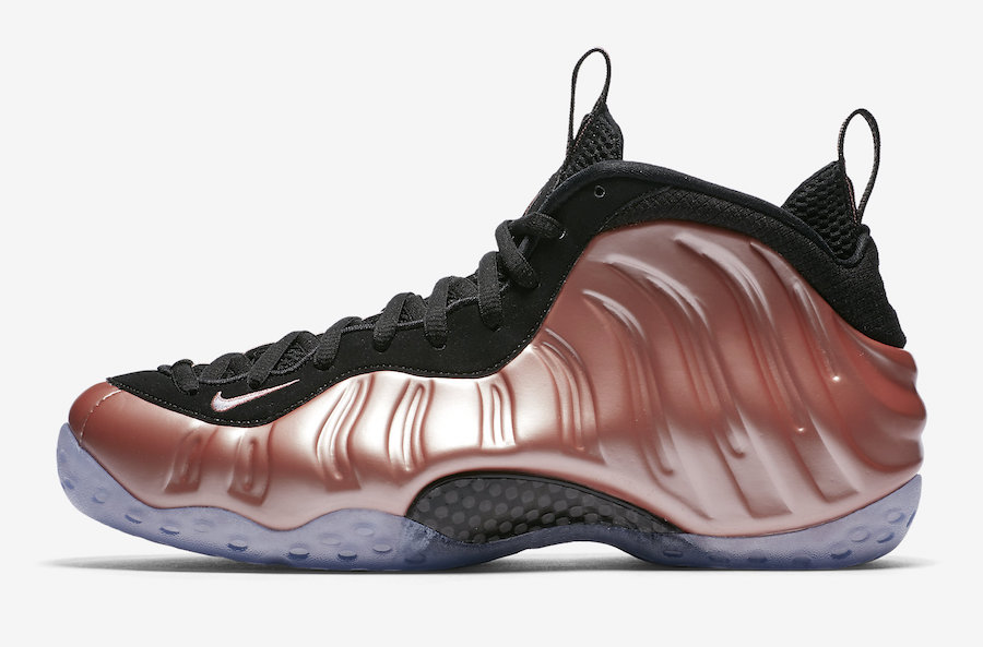 Nike Air Foamposite One Elemental Rose 314996-602 Release Date