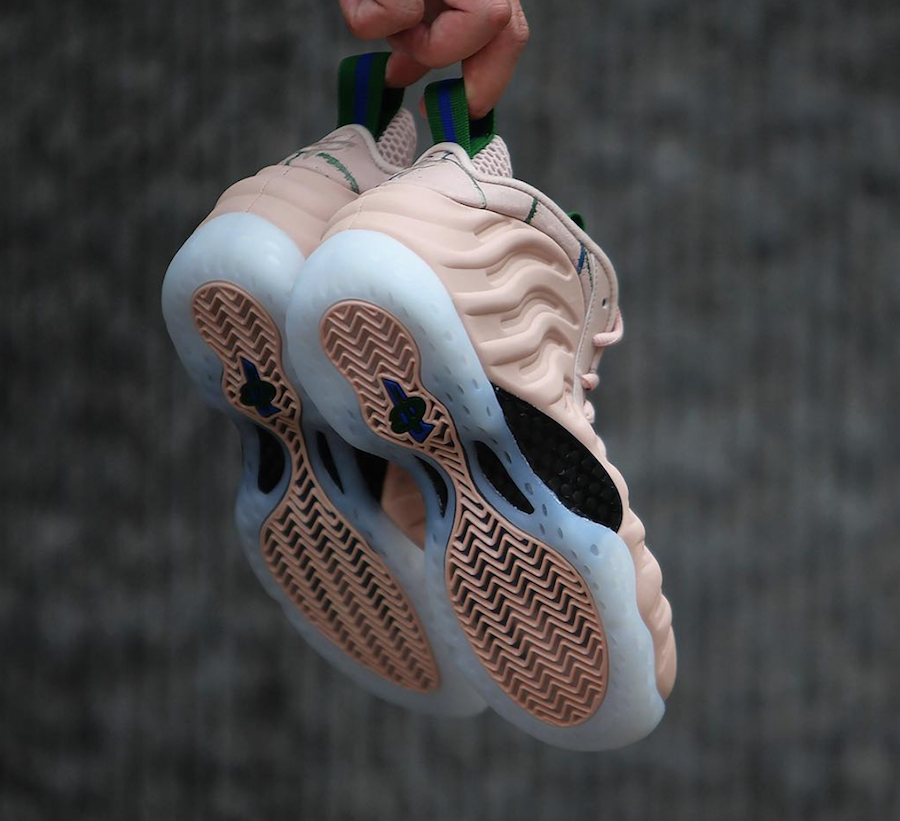 Nike Air Foamposite One Particle Beige Release Date