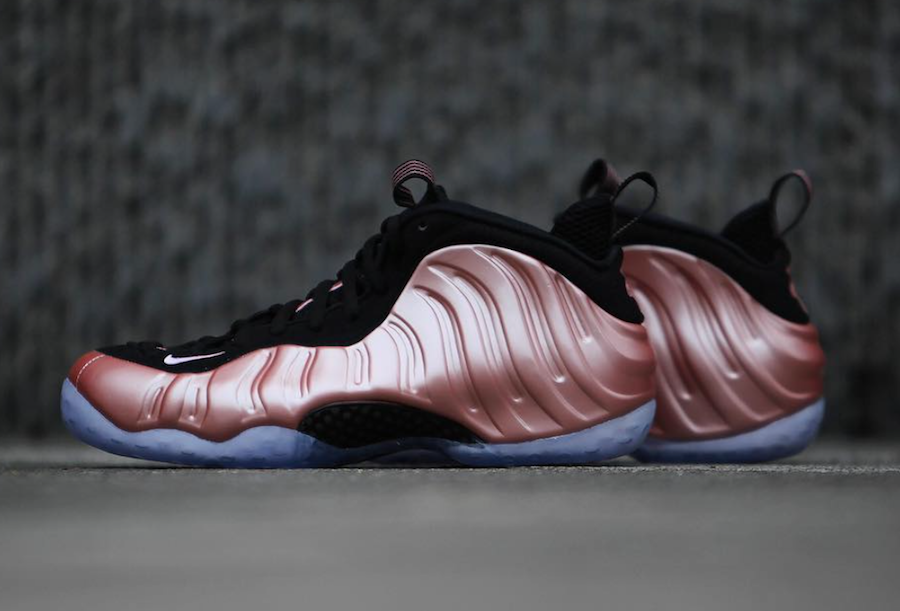 Nike Air Foamposite One Rose