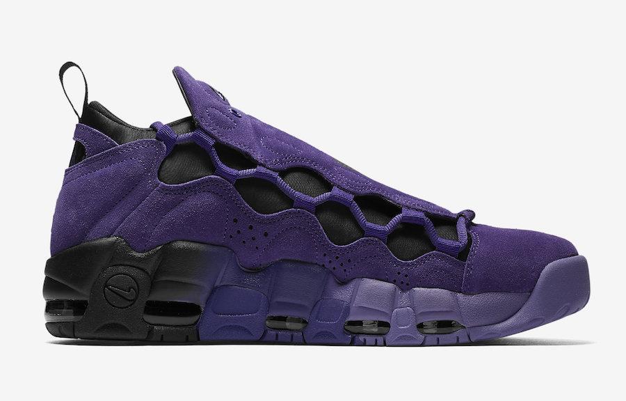 69bb1339bf Nike Air More Money Court Purple AQ2177-500 - Sneaker Bar Detroit