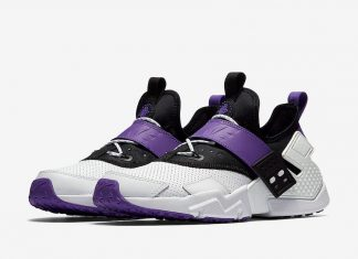 "389cc54a8d75f Nike Huarache Drift ""Purple Punch"" Inspired By The 1991 Original"