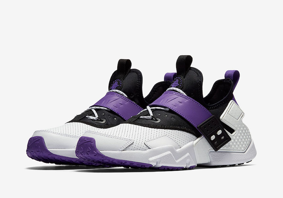 Nike Huarache Drift Purple Punch AH7335-101