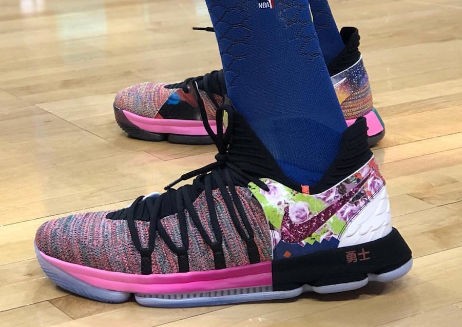 Nike KD 10 What The PE Release Date